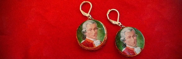 Mozart Earrings